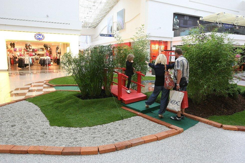 Na Dny japonské kultury láká brněnské obchodní centrum Olympia.