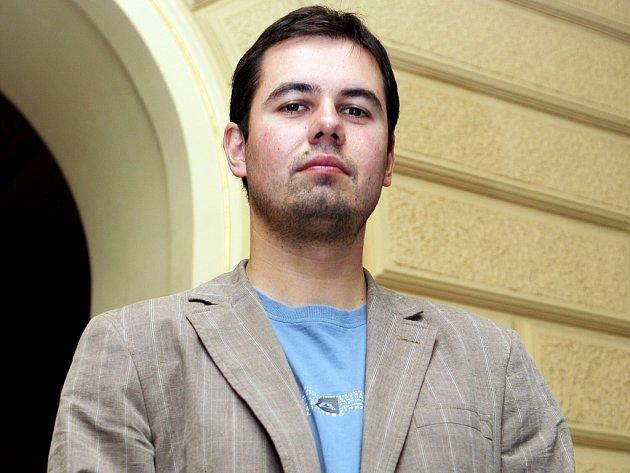 Dirigent Jakub Klecker.