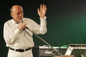 Martin Kratochvíl, frontman jazzrockového uskupení Jazz Q.
