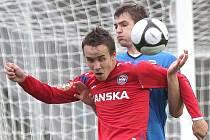 Fotbal - Brno - Plzeň