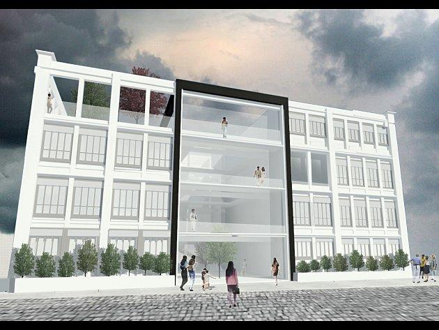 Novým využitím bývalé Esslerovy přádelny u brněnské zastávky Obřanský most se studenti architektury zabývají několik let. Své návrhy představí na výstavě ve dvoraně centra Vysokého učení technického v Antonínské ulici.
