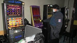 Celníci odhalili hernu v Brně