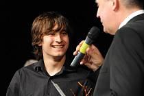 Vyhlášení Sportovce Jihomoravského kraje 2009 - Karel Abrahám.