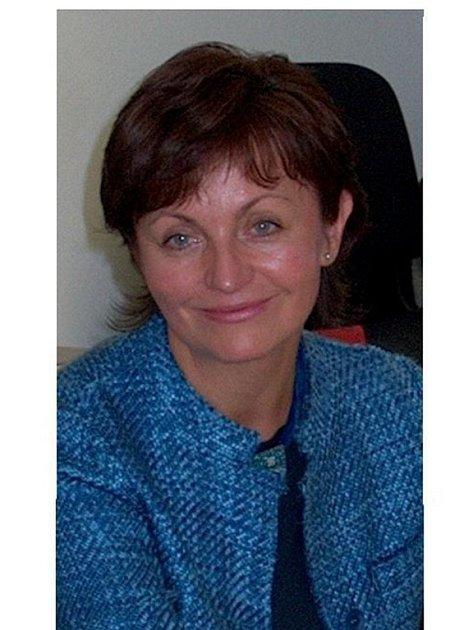 Bioložka a zakládající členka Asociace podnikatelek a manažerek Anna Putnová.