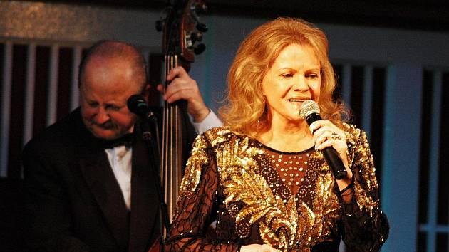 Zpěvačka Eva Pilarová (2009)