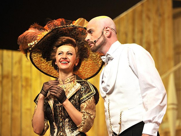 Městské divadlo uvede legendární klasický muzikál Hello, Dolly!