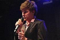 V brněnském klubu Metro Music Bar vystoupil herec a zpěvák Vojtěch Dyk s kapelou B Side Band.