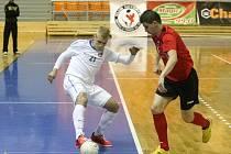 Futsalisté si nakonec po pátečním utkání připsali jen bod.