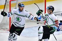 Kometa sehrála duel na ledě Mladé Boleslavi.