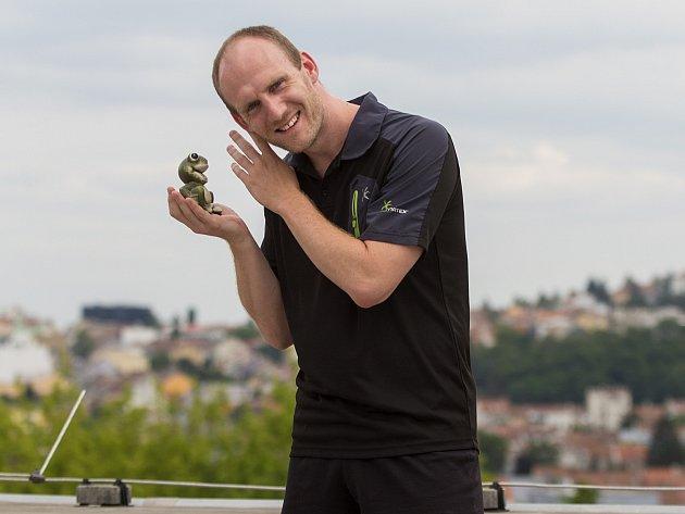 Vedoucí oddělení prognózy v brněnské pobočce Českého hydrometeorologického ústavu Petr Münster.