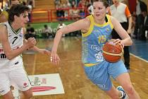 Basketbalistky ZVVZ USK Praha získaly po roční přestávce mistrovský titul. Ve třetím finálovém utkání v sobotu porazily v Brně obhájkyně prvenství Frisco Sika 72:62 a sérii vyhrály jednoznačně 3:0 na zápasy. Českou ligu ovládly vysokoškolačky popáté.