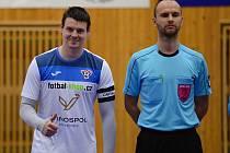 Kapitán futsalistů Rádia Krokodýl Helas Brno David Cupák zvažuje změnu dresu.