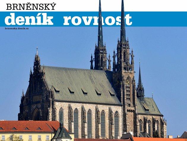 Obrázek z aplikace Brněnský deník Rovnost pro iOS.