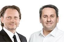 O post senátora se v druhém kole utkají Rostislav Koštial a Libor Nazarčuk