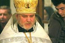 Brněnský pravoslavný kněz Josef Fejsak