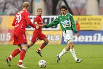 Čtvrtfinále Poháru ČMFS FK Jablonec 97 - 1 FC Brno