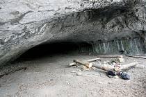 Jeskyně Pekárna leží v jižní části Moravského krasu nad soutokem Říčky a Ochozského potoka.