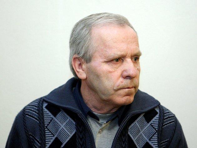 Ladislav Minx u brněnského soudu.