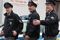 Policisté ze seriálu Policie Modrava.