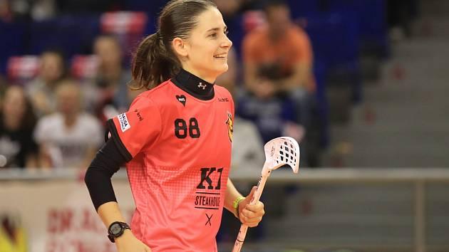 Židenická matadorka Andrea Dernerová.
