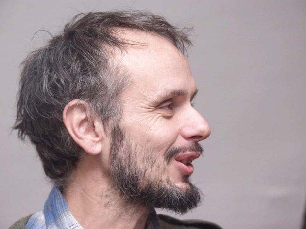 Známý a aktivní ekolog Mojmír Vlašín
