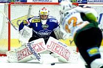 Kometa si odvezla z Karlových Varů dva body za vítězství 3:2 v prodloužení.
