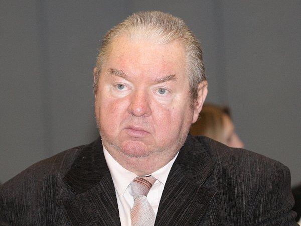 Odsouzený Dalibor Krejčí.