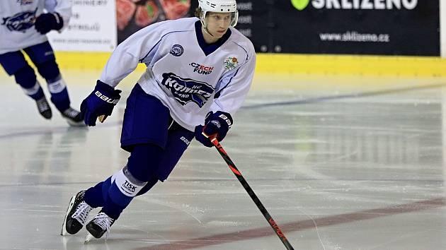 Andrej Kollár chce prokázat svůj talent i v Kometě.