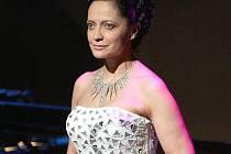 Zaplněná Hudební scéna Městského divadla Brno v pondělí hostila benefiční koncert na podporu Nadačního fondu dětské onkologie Krtek.