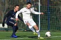 Líšeňský fotbalista Jaroslav Málek vedle fotbalu pracuje jako řidič.