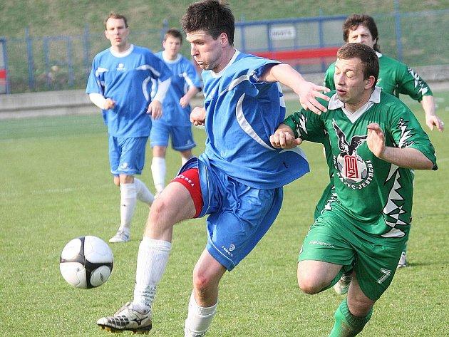 Fotbalisté Bohunic. Ilustrační foto.