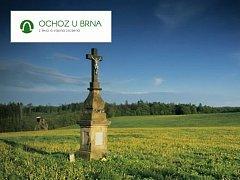 Ochoz u Brna: Z lesů a vápna zrozená.