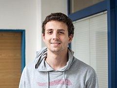 Student brněnské Masarykovy univerzity Jan Hlouzar dobrovolně pomáhal nemocným v Ghaně.