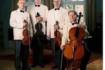 Janáčkovo jvarteto ve své poslední sestavě.
