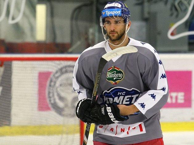 Petr Štindl se vrátil do brněnské Komety.