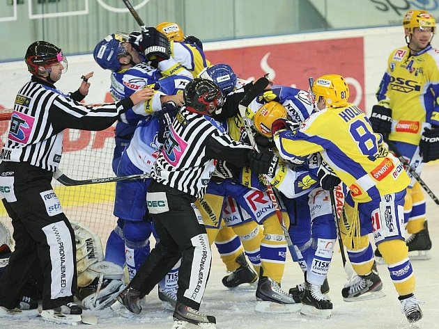 Brněnská Kometa doma podlehla Zlínu 0:1.