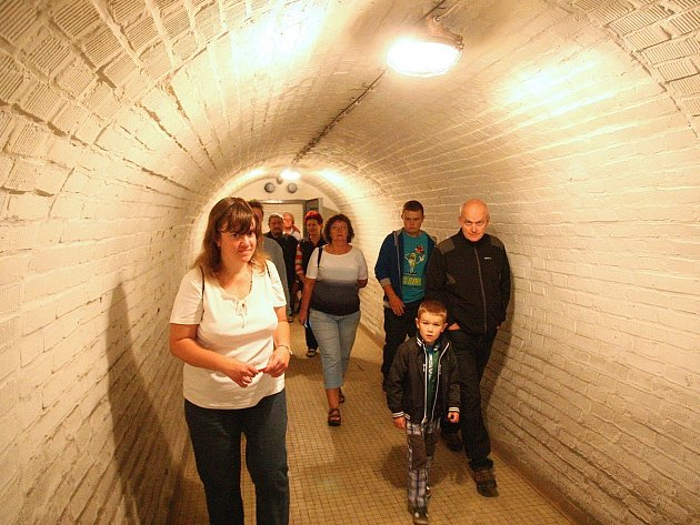 V neděli měli lidé šanci podívat se do jinak nepřístupných krytů z druhé světové války pod hradem Špilberk. Z brněnských památek byl právě o kryty největší zájem