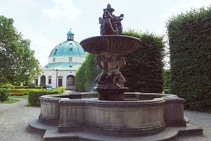 Kroměřížská Květná zahrada patří mezi nejvýznamnější zahradní díla v celosvětovém měřítku.