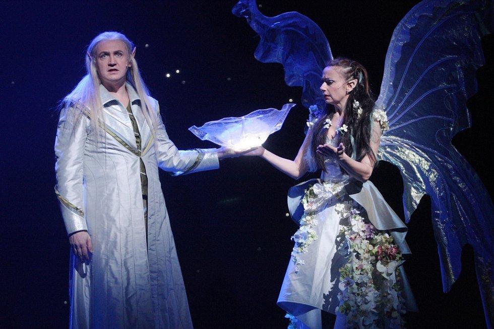Fantasy muzikál Let snů Lili.
