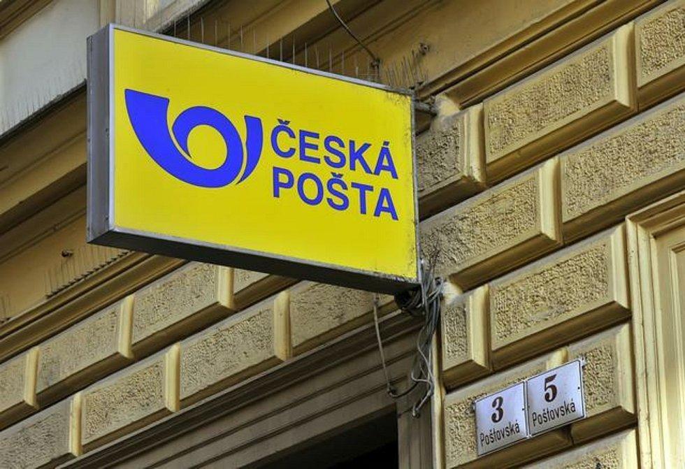 Česká pošta, ilustrační foto.