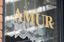 Restaurace Amur v Brně.