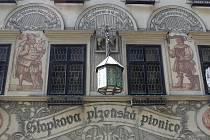 Stopkova plzeňská pivnice je zavřená od února 2009.