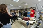 Cvičení brněnských mediků, ilustrační foto