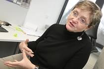 Slavná vědkyně, bioložka Mary O'Connellová, která pracuje ve Středoevropském technologickém institutu Masarykovy univerzity v Brně Ceitec.