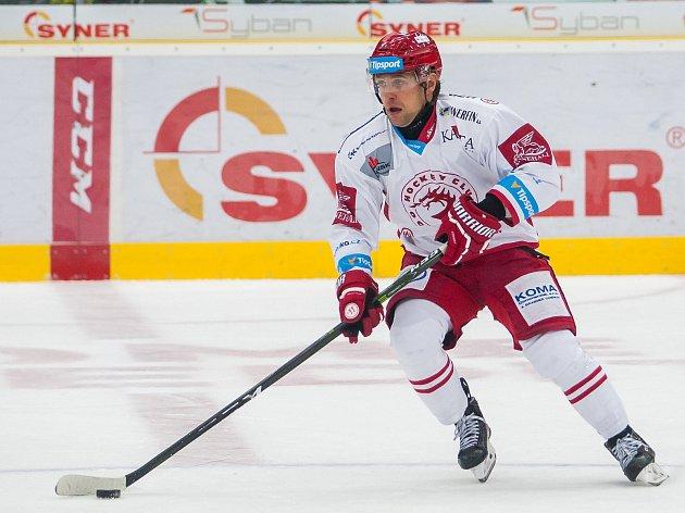 Hokejista Jiří Polanský.