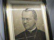 Zakladatel genetiky Gregor Johann Mendel.