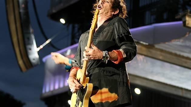 Koncert Rolling Stones velkolepý