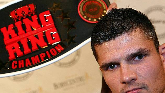Thajboxer Tomáš Hron.