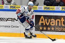 Brněnský útočník Petr Holík se proti Karlovým Varům gólově prosadil poprvé v této sezoně.