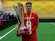 Začal jako náhradník, pak Šmerda pomohl k titulu mistrů světa gólem v semifinále